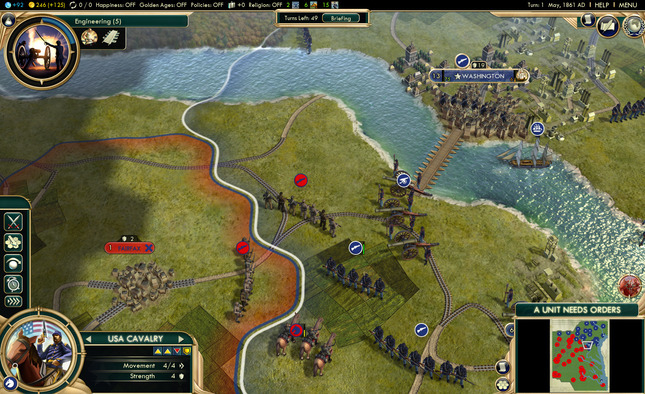 Screenshot 4 for Civilization V: Brave New World