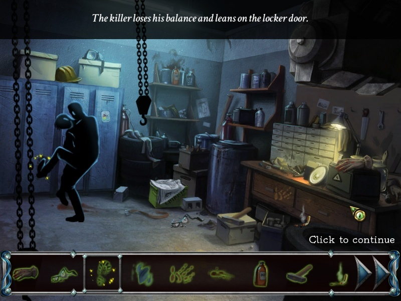 Screenshot 3 for 9 Clues: The Secret of Serpent Creek