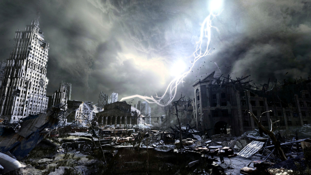 Screenshot 1 for Metro: Last Light