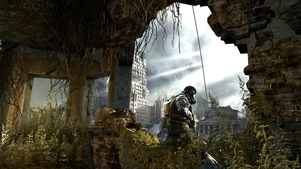 Screenshot 2 for Metro: Last Light