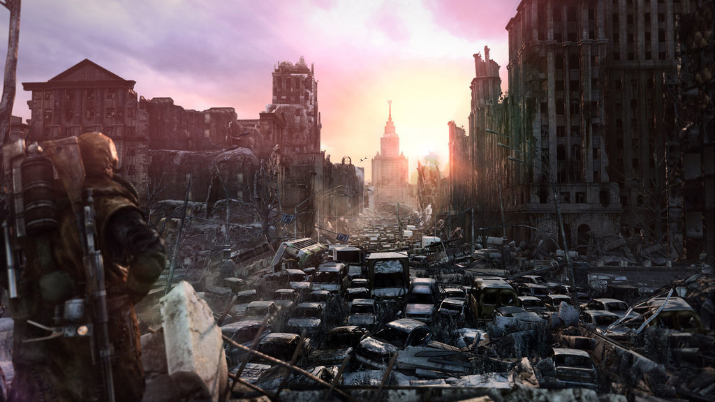 Screenshot 4 for Metro: Last Light