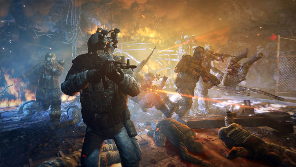 Screenshot 5 for Metro: Last Light