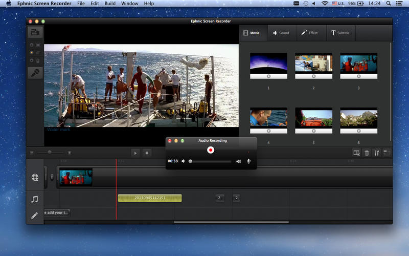 Screenshot 2 for Ephnic Screen Recorder
