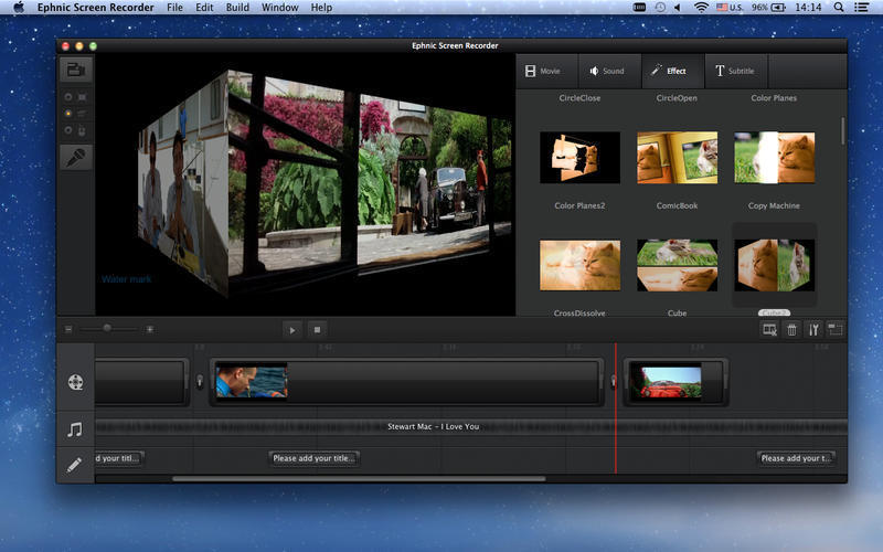 Screenshot 3 for Ephnic Screen Recorder