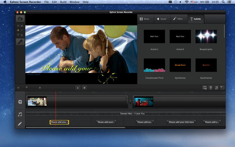 Screenshot 4 for Ephnic Screen Recorder