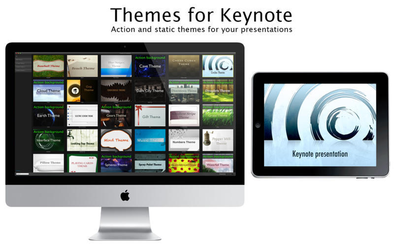 Screenshot 1 for Themes for Keynote