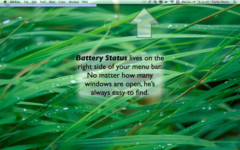 Screenshot 1 for Battery Status