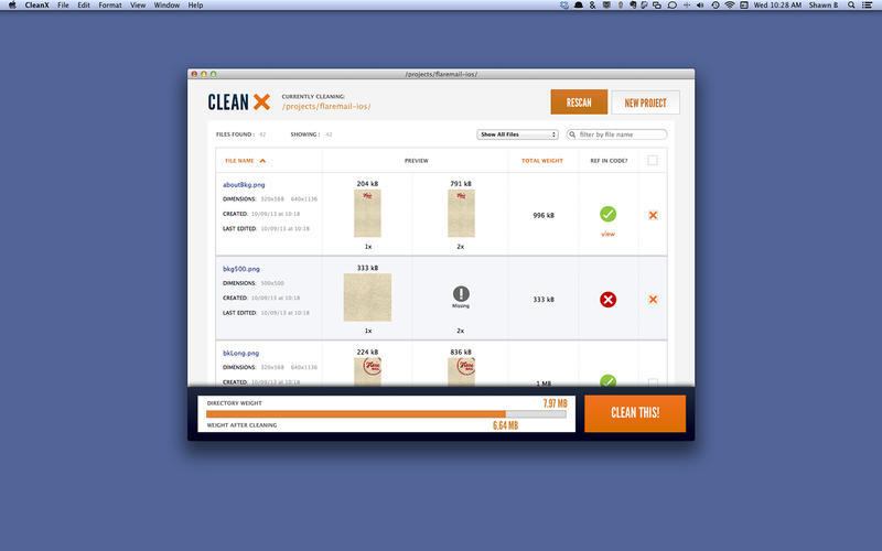 Screenshot 5 for CleanX