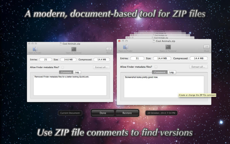 Screenshot 3 for EtreZip