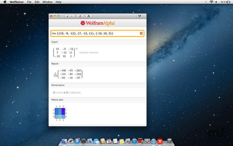 Screenshot 4 for Wolf-Solver