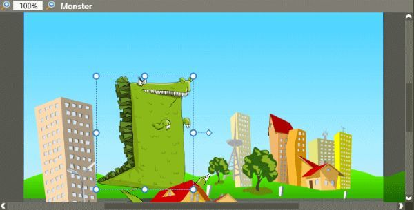 Screenshot 3 for Hippo Animator
