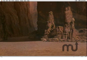 Screenshot 1 for MacVCD