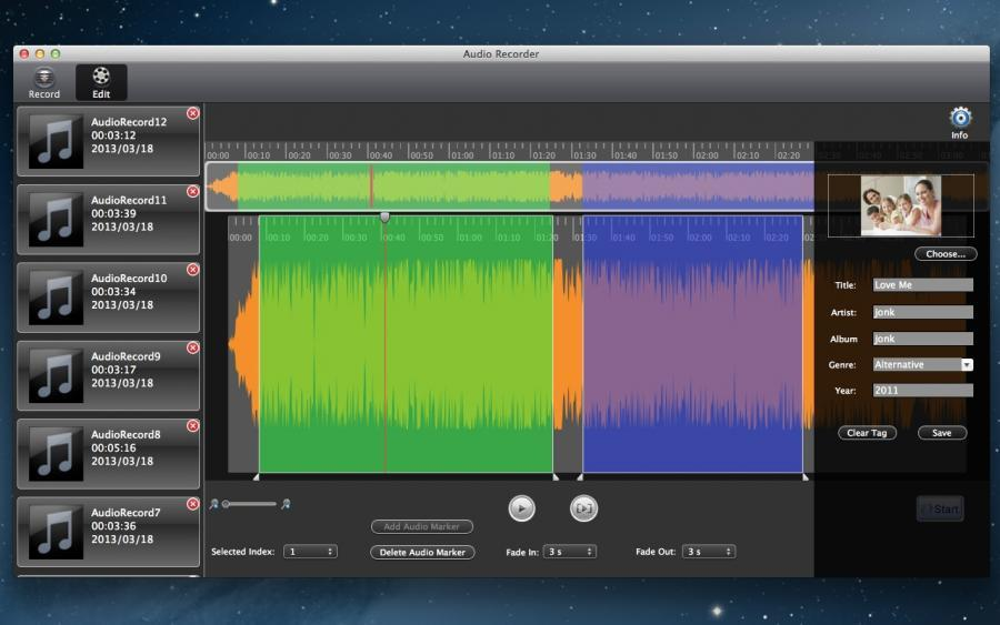 Screenshot 5 for Record Studio Pro