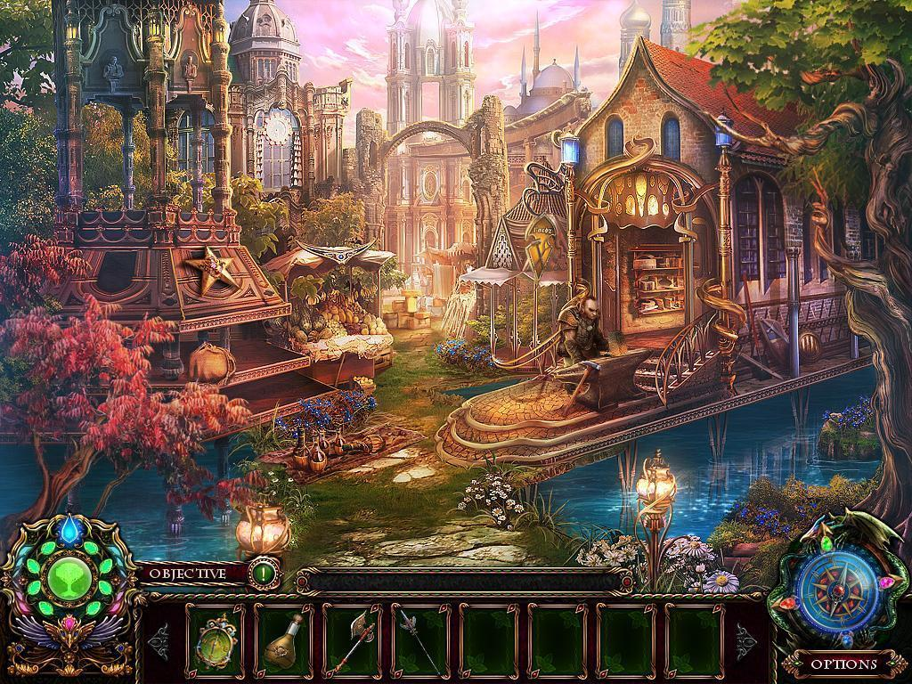 Screenshot 1 for Enchantia: Wrath Of The Phoenix Queen CE