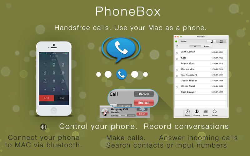 Screenshot 1 for PhoneBox