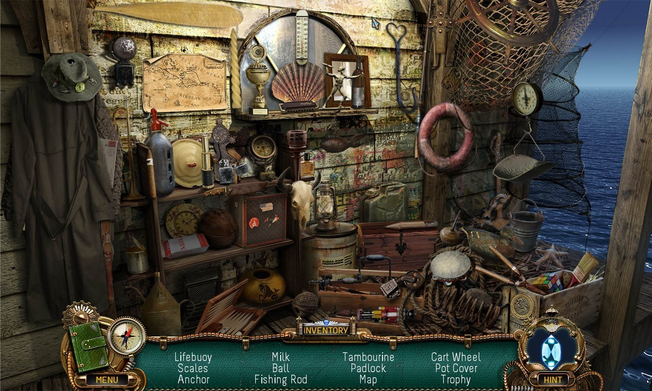 Screenshot 1 for Crystals of TIme
