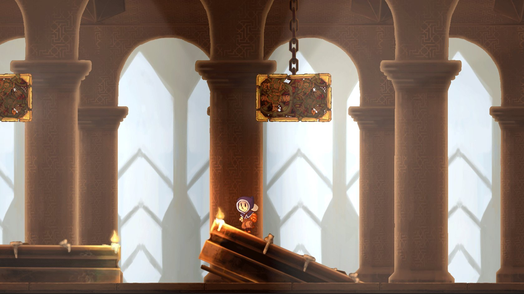 Screenshot 1 for Teslagrad