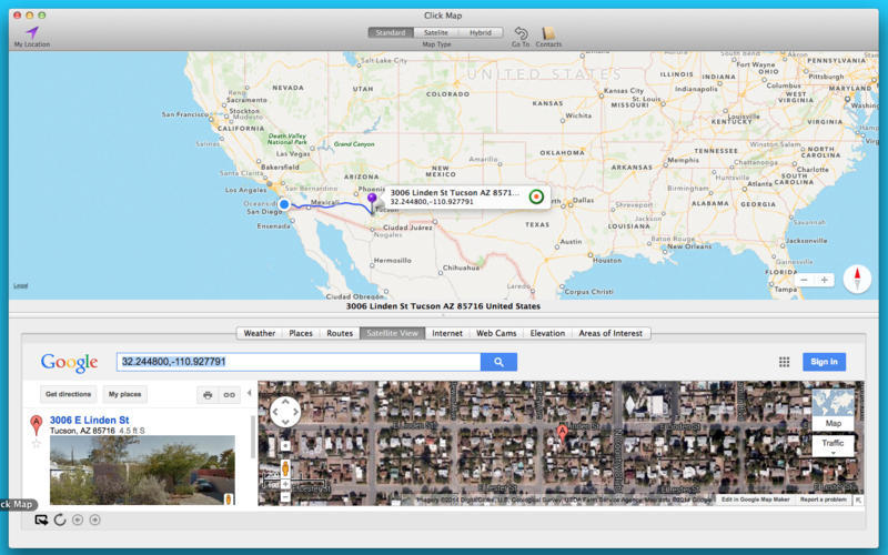Screenshot 4 for Click Map