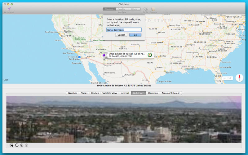 Screenshot 5 for Click Map