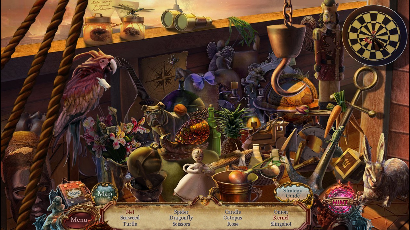Screenshot 1 for European Mystery: Scent of Desire CE