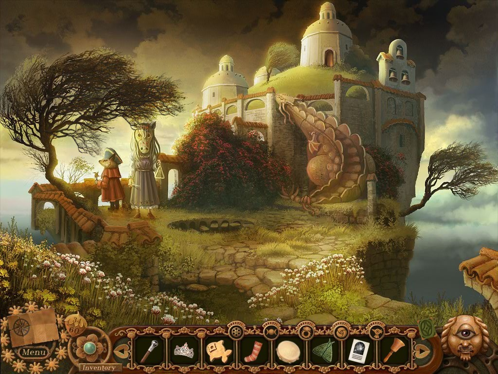 Screenshot 1 for Margrave: The Blacksmith's Daughter