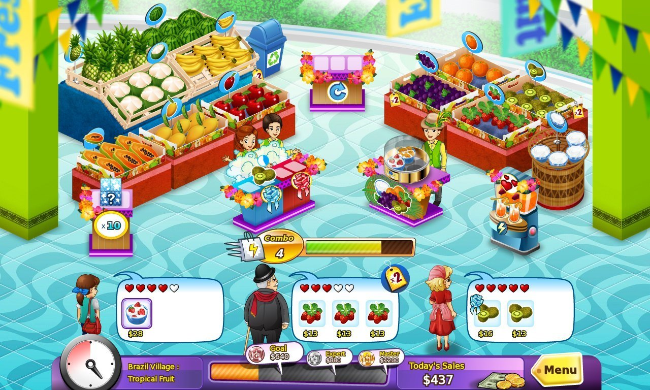 Screenshot 1 for Shop-n-Spree: Shopping Paradise