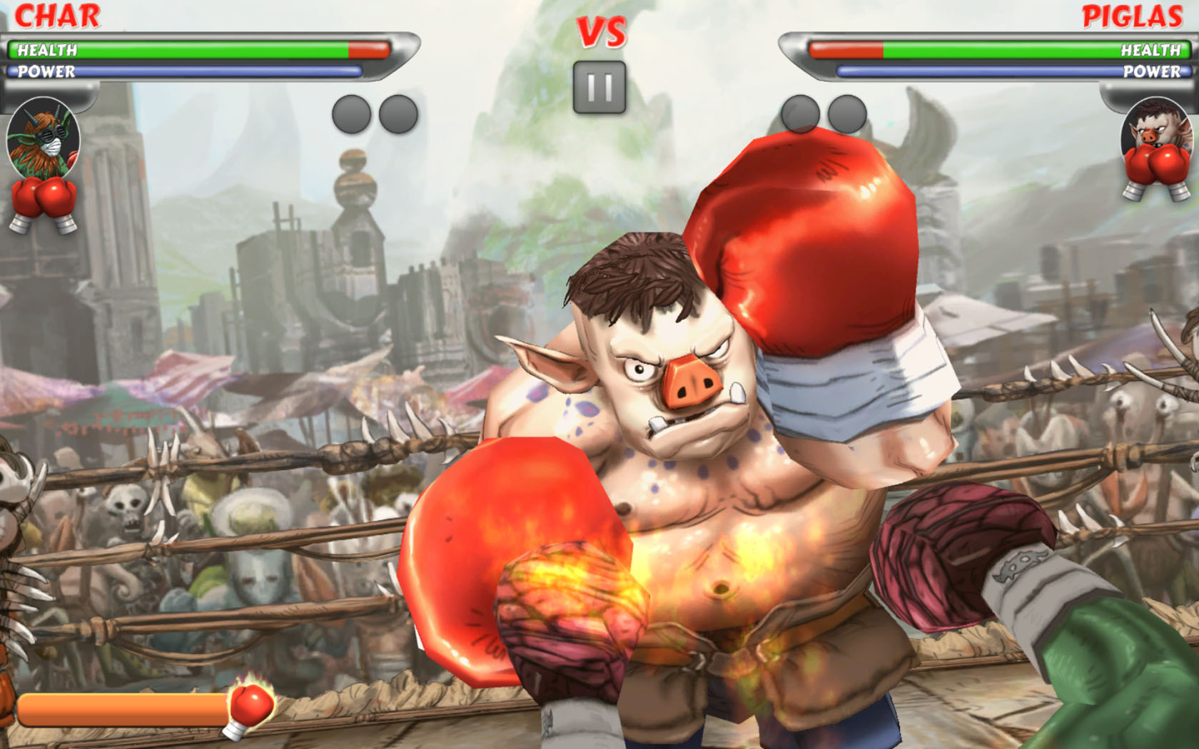 Screenshot 1 for Beast Boxing Turbo