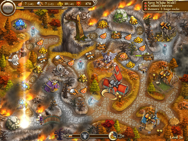 Screenshot 1 for Northern Tale