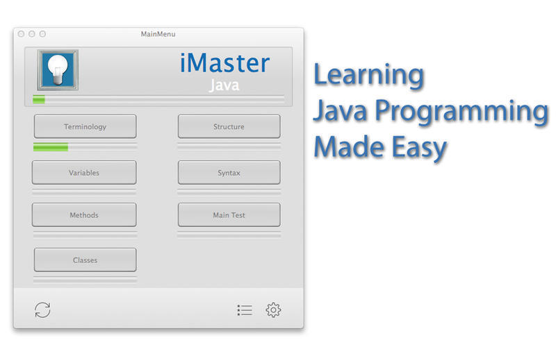 Screenshot 1 for iMaster Java