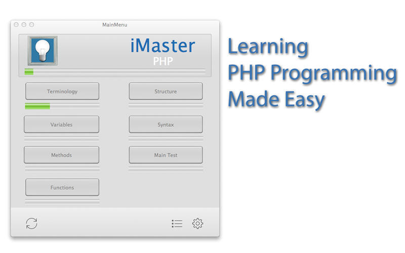 Screenshot 1 for iMaster C#