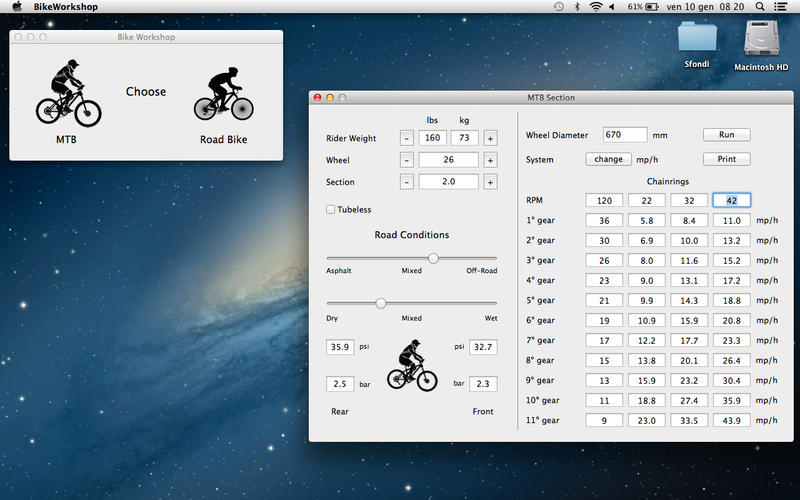 Screenshot 1 for Bike Workshop