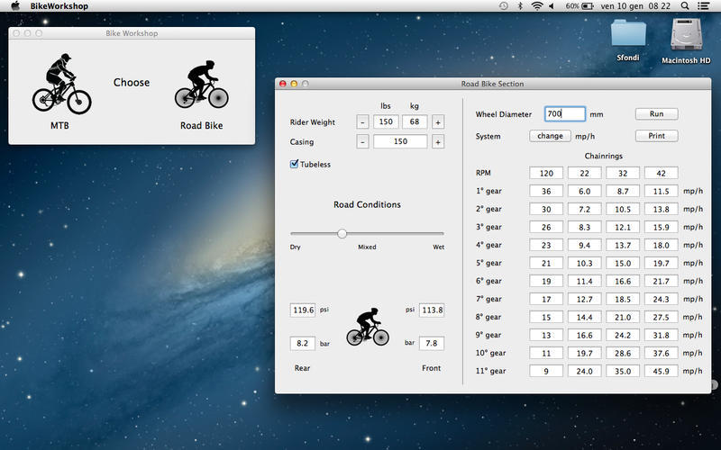 Screenshot 2 for Bike Workshop