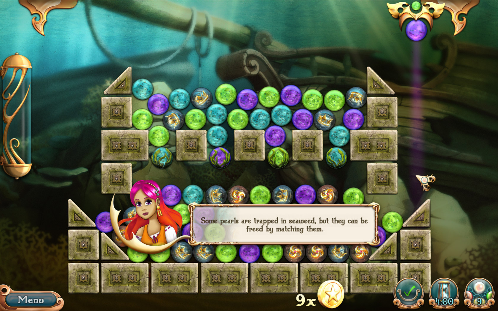 Screenshot 1 for League of Mermaids