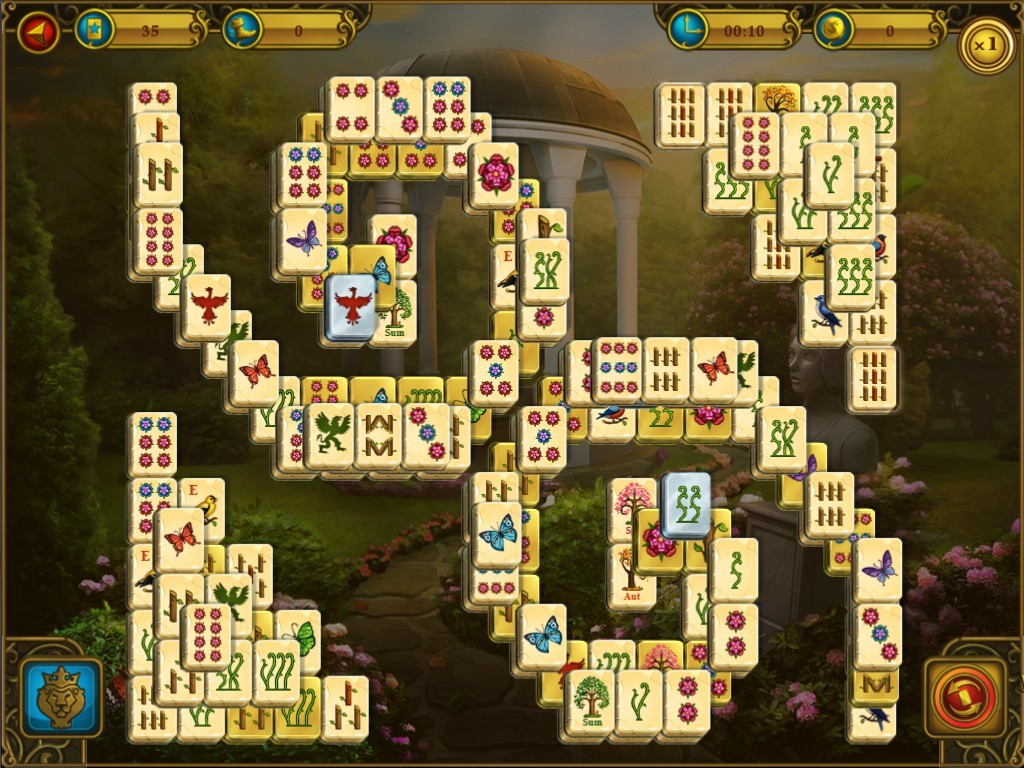 Screenshot 1 for Mahjong Royal Towers