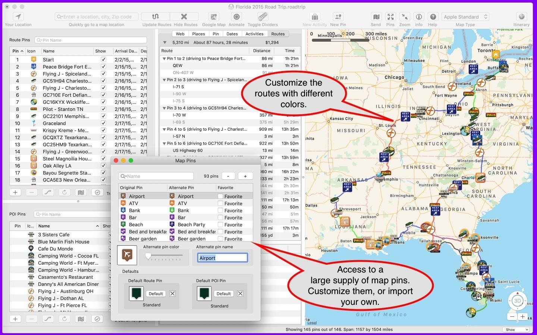 Road Trip Planning Made Easier