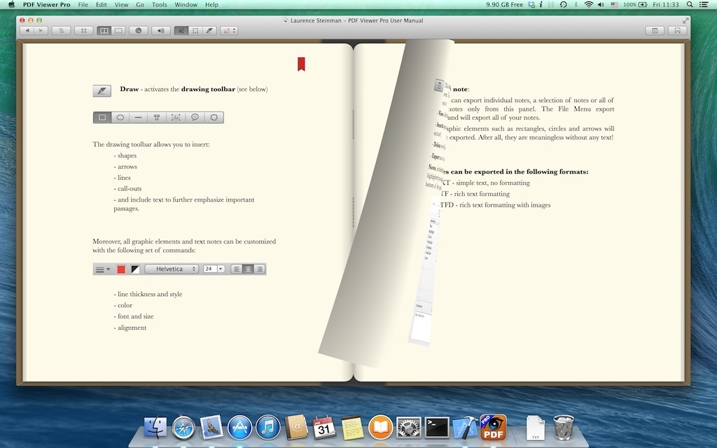 Screenshot 2 for PDF Assistant