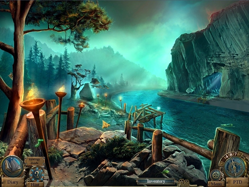 Screenshot 1 for Time Mysteries: The Final Enigma CE
