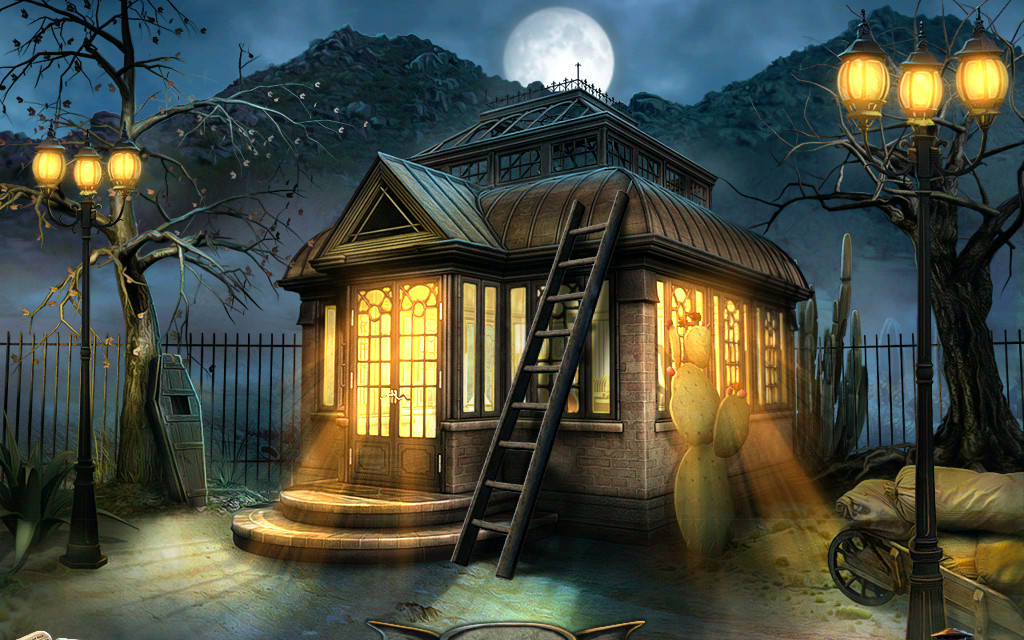 Screenshot 1 for Ghost Encounters: Deadwood CE