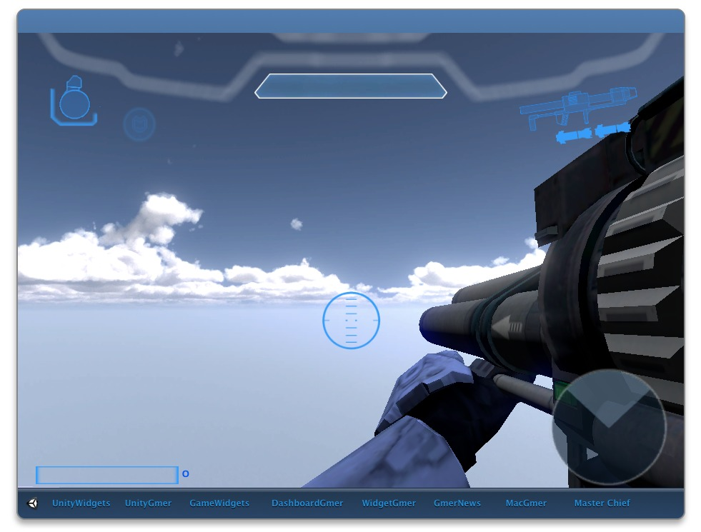 Screenshot 1 for Master Chief
