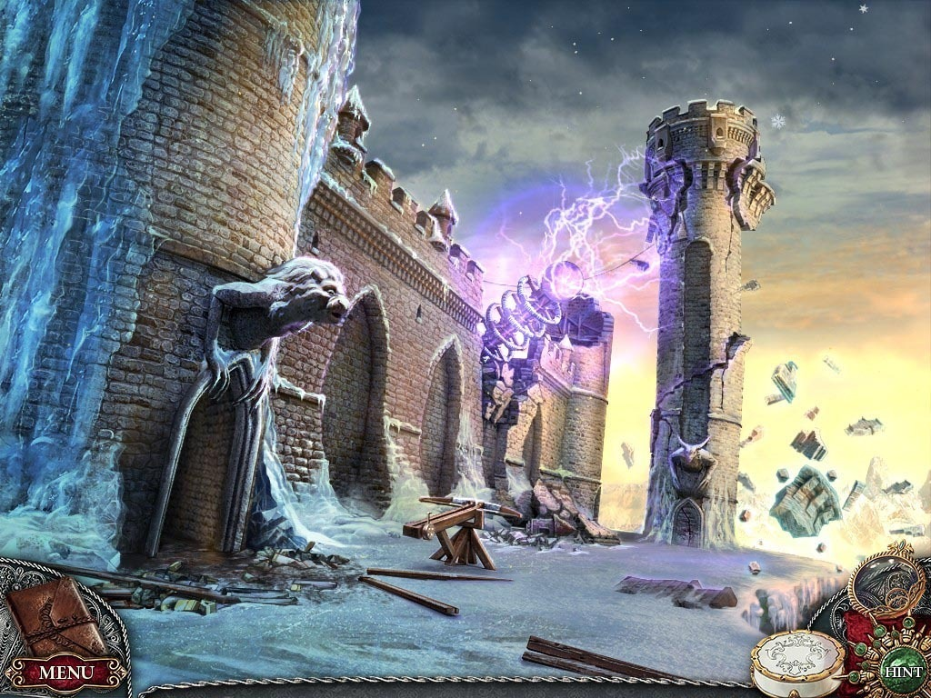 Screenshot 1 for Timeless: The Lost Castle