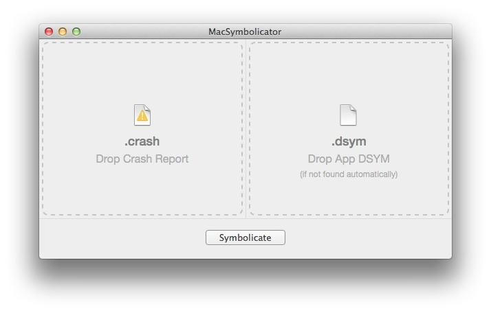 Screenshot 1 for MacSymbolicator