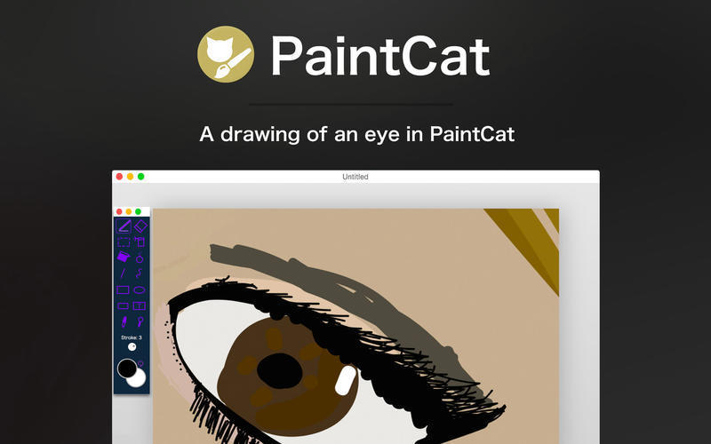 Screenshot 1 for PaintCat