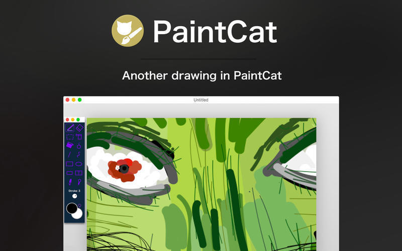 Screenshot 2 for PaintCat
