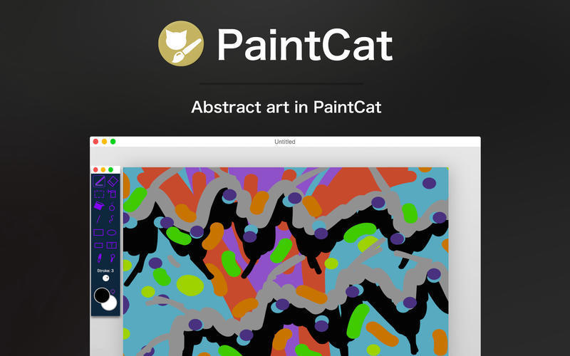 Screenshot 3 for PaintCat