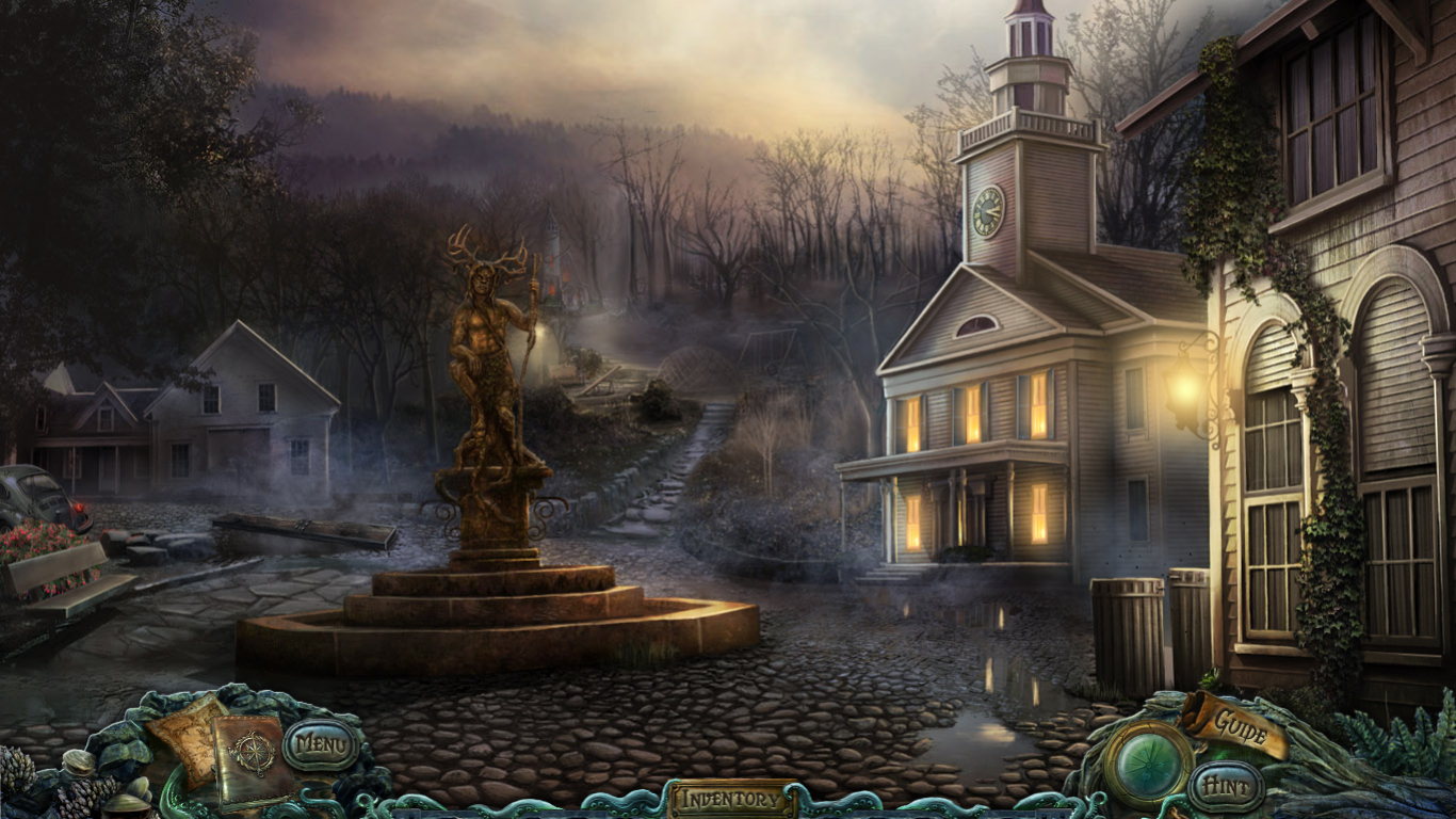 Screenshot 1 for Small Town Terrors: Pilgrim's Hook CE