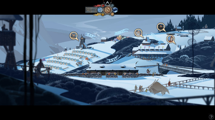 Screenshot 4 for The Banner Saga