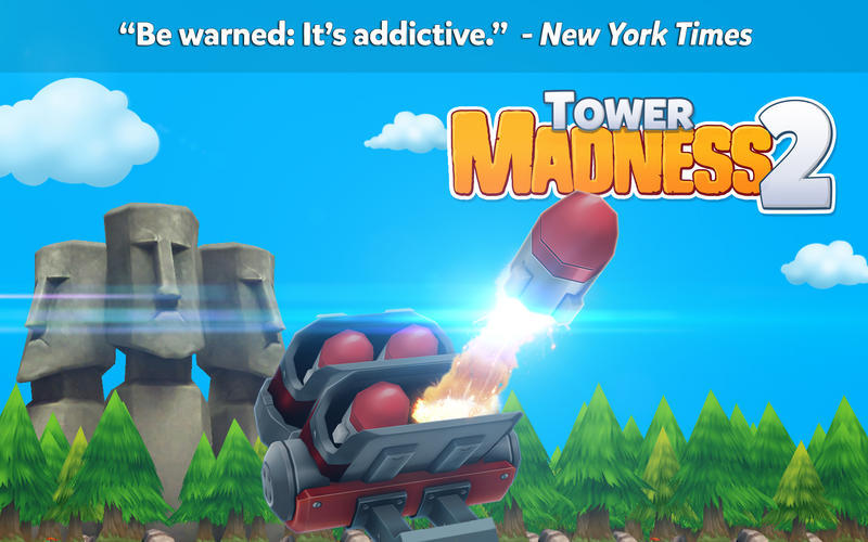 Screenshot 1 for TowerMadness 2