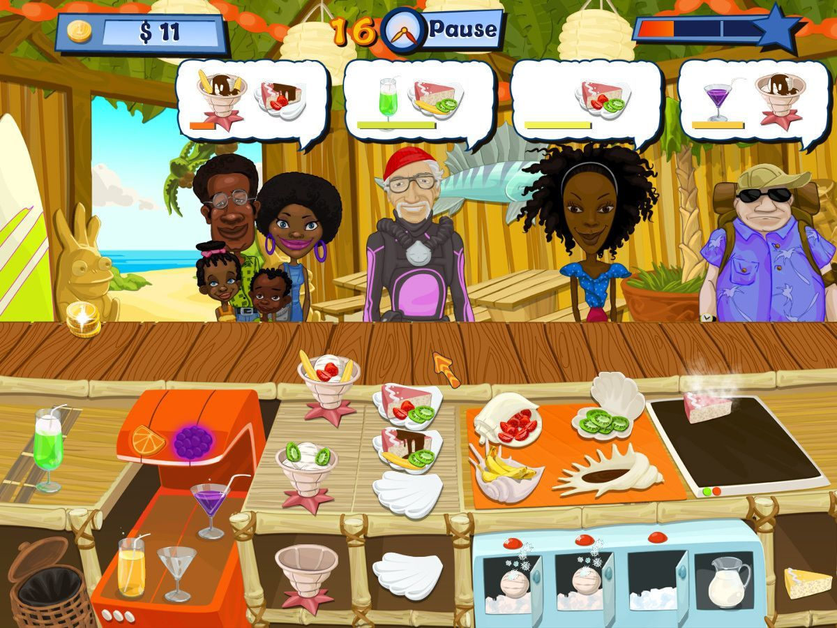 Screenshot 1 for Happy Chef 2