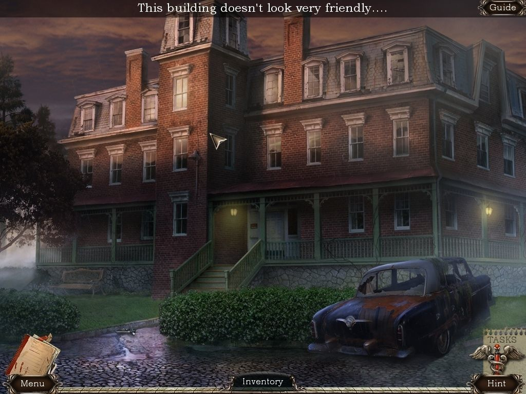 Screenshot 1 for Abandoned Chestnut Lodge Asylum