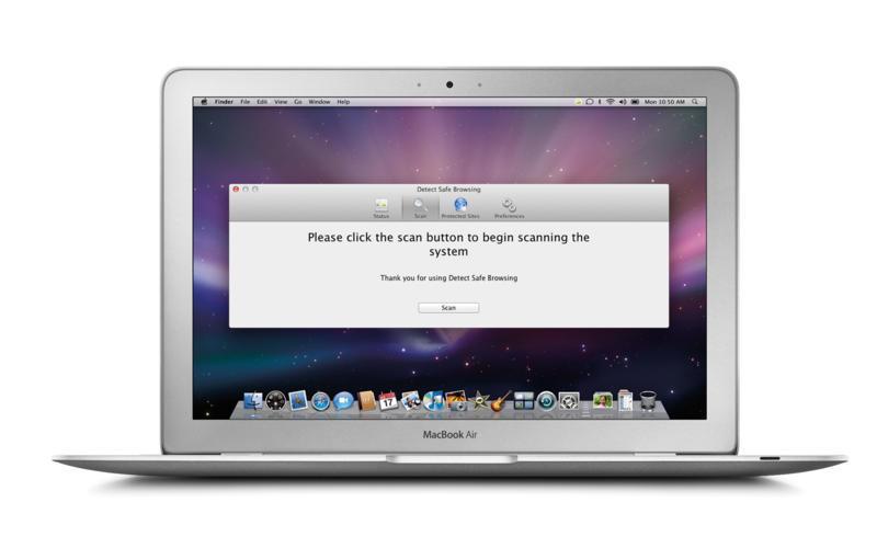 how to detect virus on mac